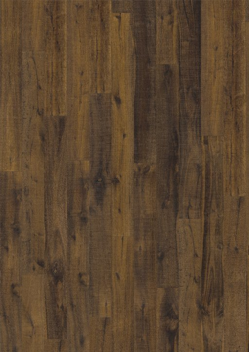 Kahrs Saw Brown Oak Engineered Wood Flooring, Oiled, 190x3.5x15 mm
