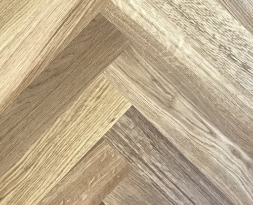 Tradition Classics Herringbone Engineered Oak Flooring, Prime, Oiled, 70x11.4x490 mm