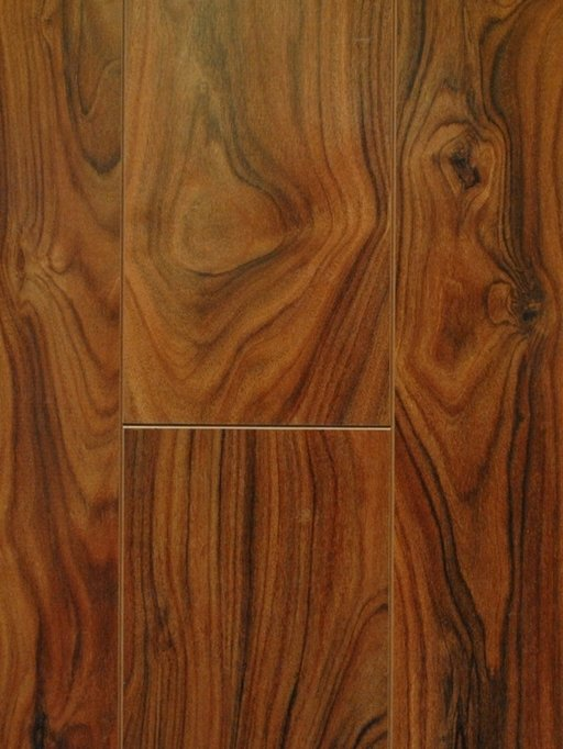 Canadia Prestige American Walnut Gloss Finish 4v Laminate Flooring 12 Mm
