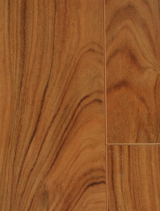 Canadia Prestige American Black Walnut 4V Laminate Flooring, 12.3 mm