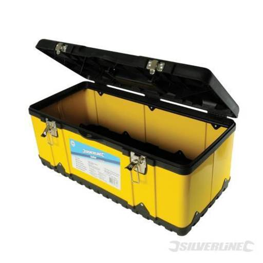 Silverline Toolbox, 582x298x255 mm