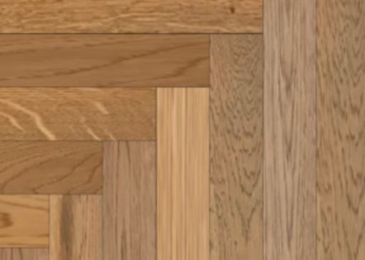 Tradition Classics Herringbone Engineered Oak Flooring, Rustic, Terra Oiled, 120x15x600 mm