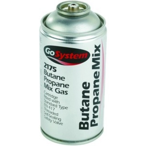 Butane - Propane Gas Cartridge, 170 gr