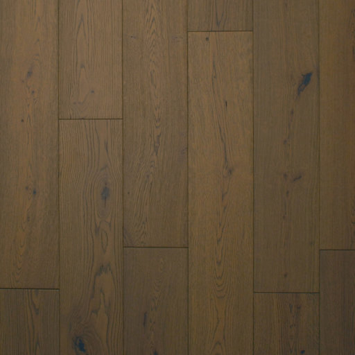 Spectra Truffle Oak Engineered Flooring, Brushed, Lacquered, Rustic, 189x4x18 mm