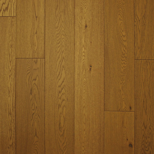 Spectra Golden Wheat Oak Engineered Flooring, Brushed, Matt Lacquered, Rustic, 189x4x18 mm