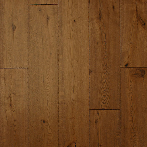 Spectra Hand Worn Antique Tumbled Oak Engineered Flooring, Brushed, Oiled, Rustic, 189x4x18 mm