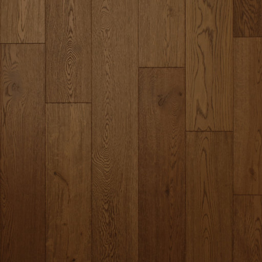 Spectra Cocoa Oak Engineered Flooring, Brushed, Oiled, Rustic, 150x4x18 mm