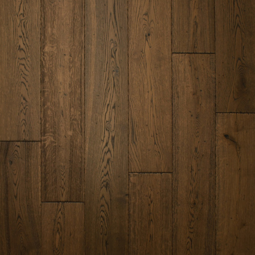 Spectra Hand-Worn Antique Tumbled Oak Engineered Flooring, Brushed, Oiled, Rustic, 150x4x18 mm