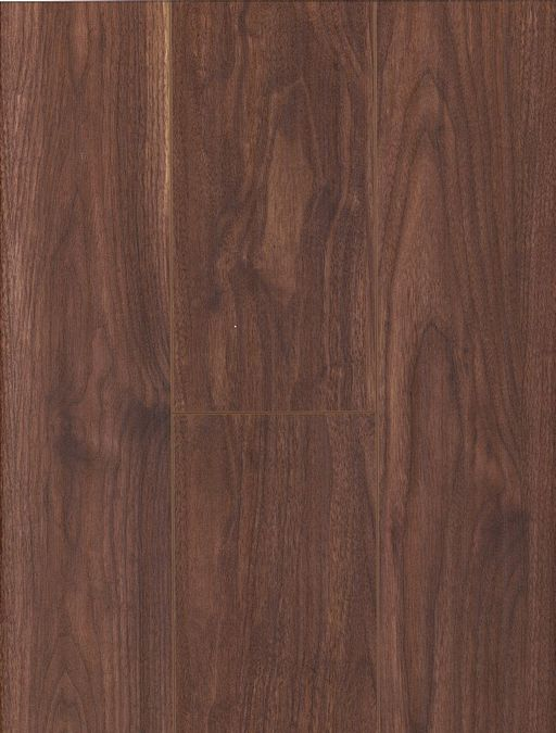 Canadia Prestige Louisiana Walnut, Rustic Finish, 4V Laminate Flooring, 12 mm