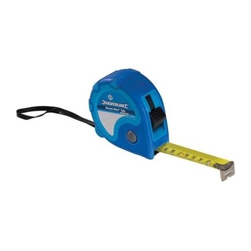 Retractable Tape Measure, 10 meters