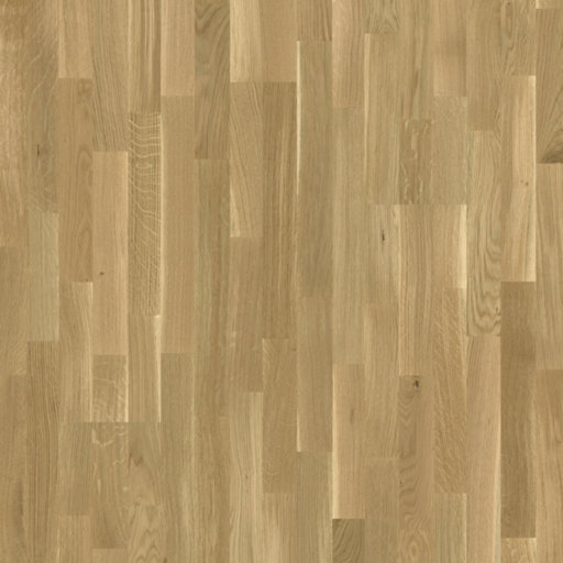 Spectra 3-strip Oak Engineered Flooring, Rustic, Lacquered, 200x2.5x13 mm