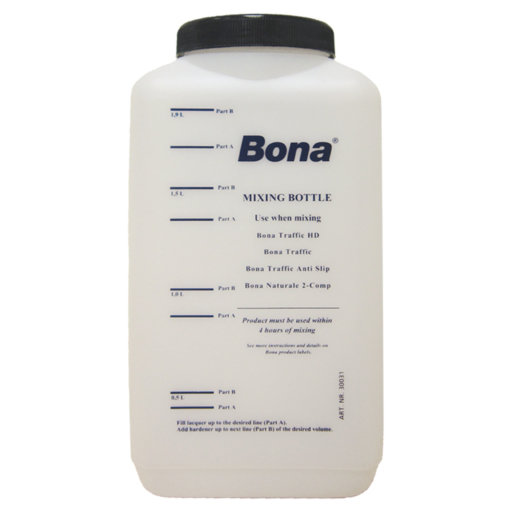 Bona Mixing Bottle, 2L