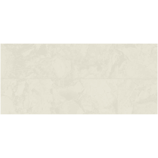 Balterio Viktor White Rigid Vinyl Tiles, 5 mm