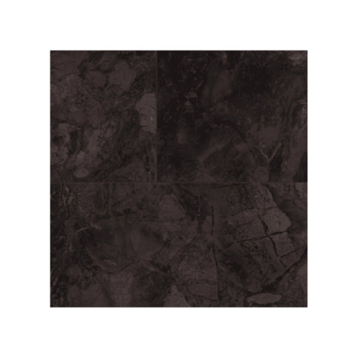 Balterio Viktor Black Rigid Vinyl Tiles, 5 mm