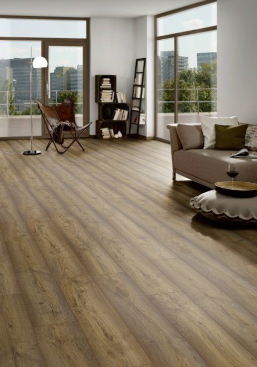 Canadia Prestige Habana Oak 4V Laminate flooring, 12 mm