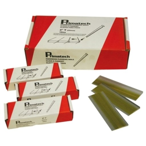 Primatech T Flooring Nails, 50 mm, 1000 pcs