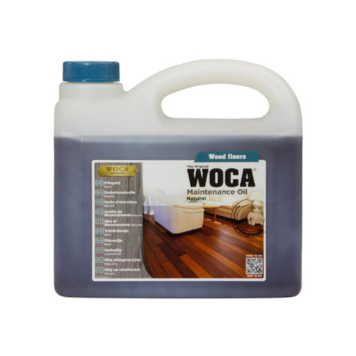 WOCA Maintenance Oil, Natural, 2.5L
