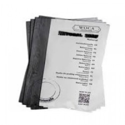 WOCA Colour Oil 120, Black, Sample Sachet 5ml