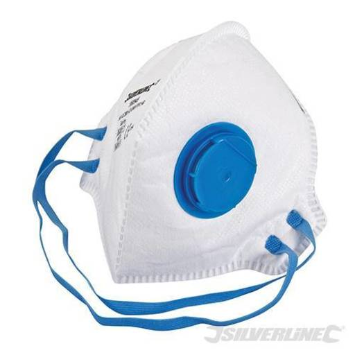 Fold Flat Valved Face Mask FFP2 NR