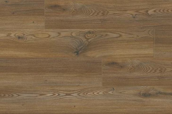Balterio Tradition Quattro V-Groove Biscuit Oak Laminate Flooring, 9 mm