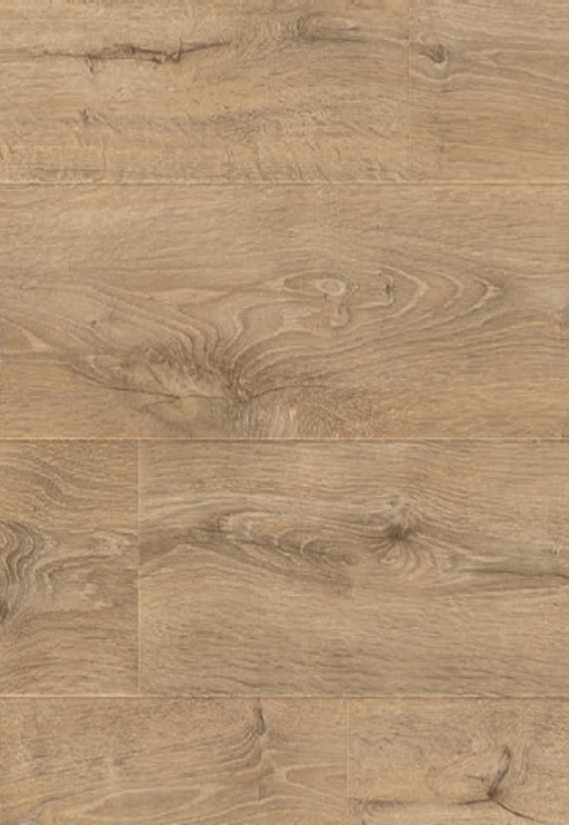 Balterio Traditions Industrial Brown Oak Laminate Flooring, 9 mm