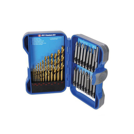 Silverline Drill & Driver Bit Set (29 pcs)