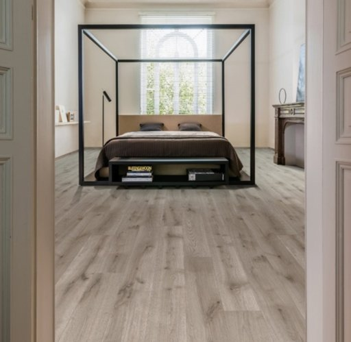 Balterio Grande Narrow Steel Oak Laminate Flooring, 9 mm