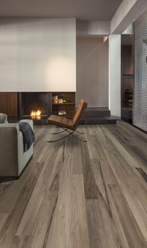 Balterio Grande Narrow Modern Walnut Laminate Flooring, 9 mm