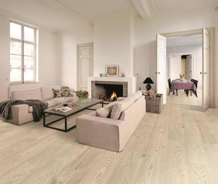 Balterio Grande Wide Citadelle Oak Laminate Flooring, 9 mm