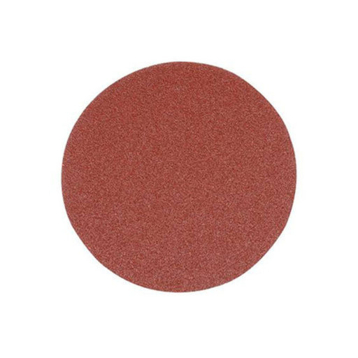 Silverline Single Sided 80G Sanding Disc, 125 mm, Velcro