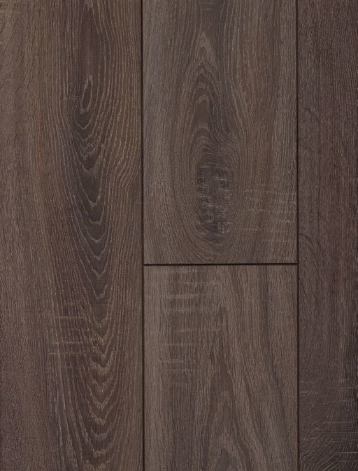 Canadia Prestige Charcoal Grey Oak 4V Laminate Flooring 12 Mm