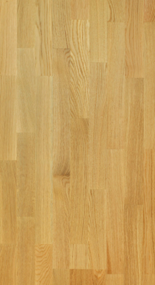 Tradition Classics Engineered 3-Strip Oak Flooring, Prime, Lacquered, 13.5x195x2200 mm