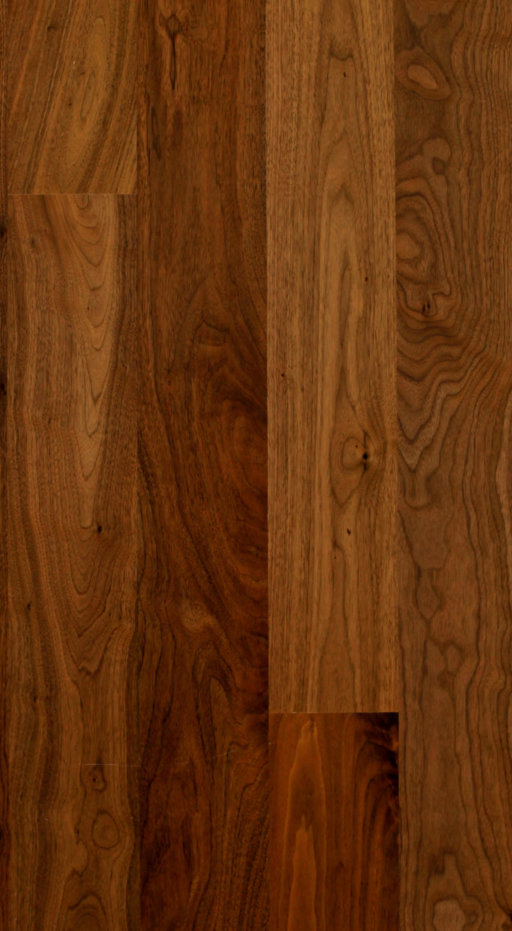 Tradition Classics Engineered Walnut Flooring, Prime, Lacquered, 13.5x136x2130 mm