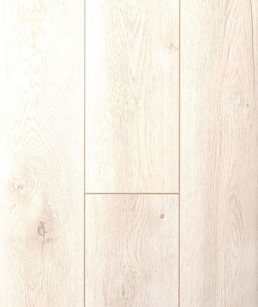 Canadia Prestige Artic Oak Wood Grain 4V Laminate Flooring, 12.3 mm