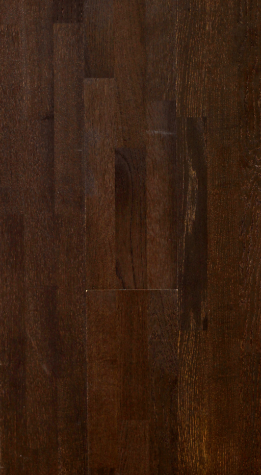 Tradition Classics Randers Stained 3-Strip Engineered Oak Flooring, Brushed, Matt Lacquered, 13.5x195x2200