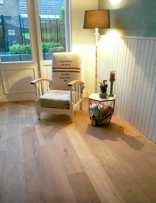Tradition Classics Engineered Oak Flooring, Invisible Oiled, 14x189x1900 mm