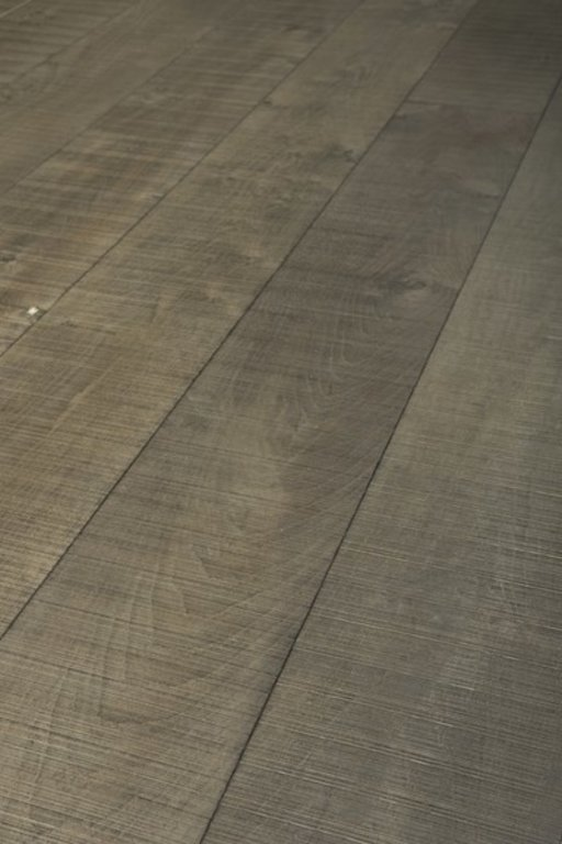 Tradition Classics Moulis Engineered Oak Flooring, Rustic, Smoked, Brushed, Sawn Marked & Lacquered, 220x15x2200 mm