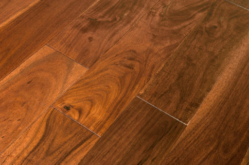 Anbo Emperor Essential Walnut Engineered Flooring, Rustic, Lacquered, 150x3x14 mm
