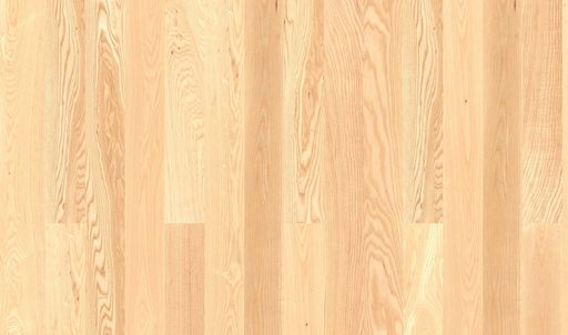 Boen Ash Andante Engineered 1-Strip Flooring, Natural, Oiled, 138x3.5x14 mm
