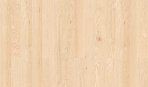 Boen Ash Andante White Pigmented Engineered 1-Strip Flooring, Natural, Oiled, 138x3.5x14 mm
