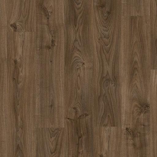 QuickStep Livyn Balance Click Cottage Oak Dark Brown Vinyl Flooring