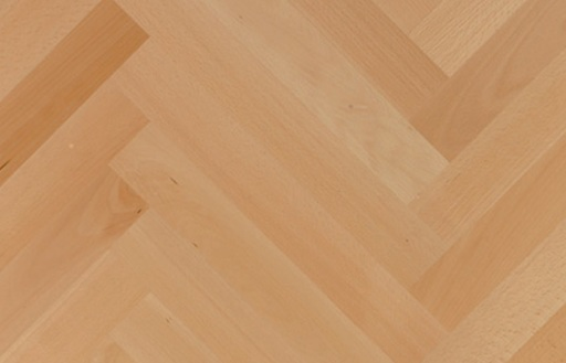 Boen Traffic Beech 2 Layer Parquet Flooring, Live Matt Lacquered, 12.5x70x590 mm