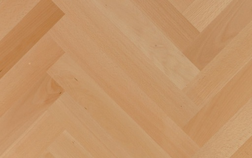 Boen Traffic Beech 2 Layer Parquet Flooring, Live Natural Oiled, 12.5x70x590 mm
