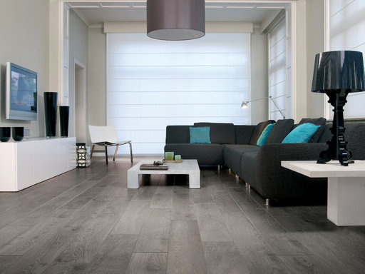 Balterio Magnitude Titanium Oak 4 Bevel Laminate Flooring 8 mm