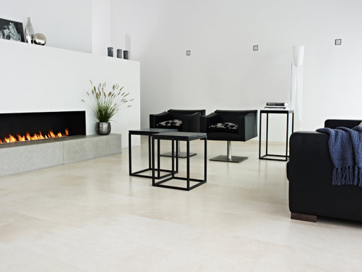 Balterio Pure Stone Limestone White Laminate Flooring 8 mm