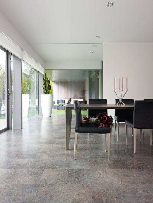 Balterio pure stone belgian blue flamed laminate flooring for Balterio pure stone laminate flooring