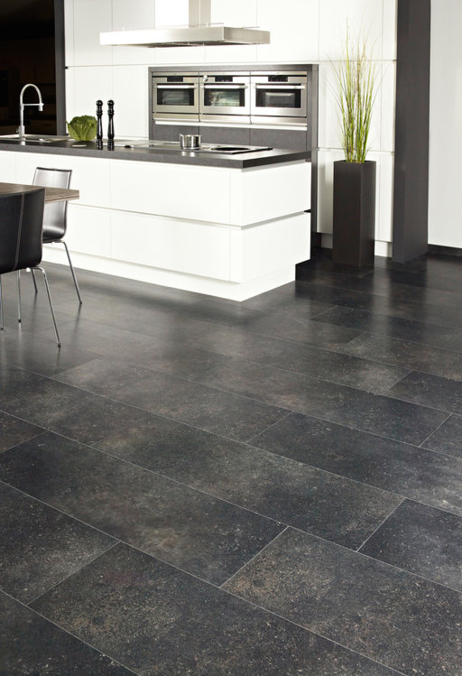 Balterio Pure Stone Belgian Blue Honed Laminate Flooring 8