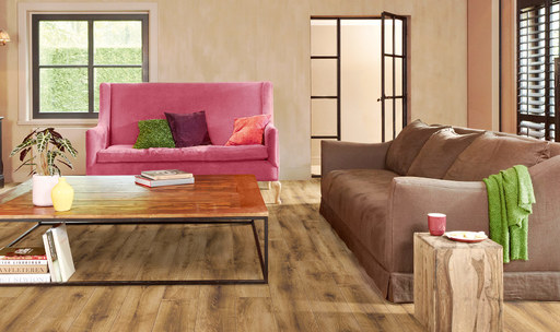 Balterio Quattro Vintage Sherlock Oak Laminate Flooring, 8 mm