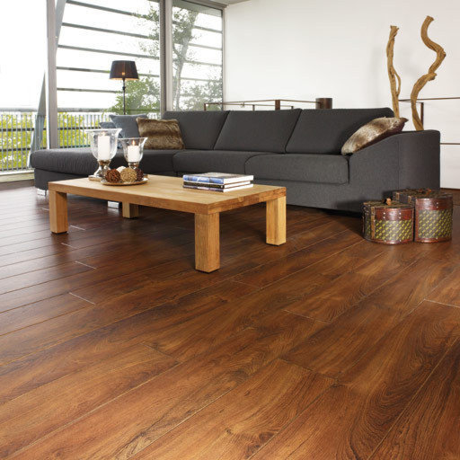 Balterio Tradition Sapphire Imperial Teak Laminate Flooring 9 Mm
