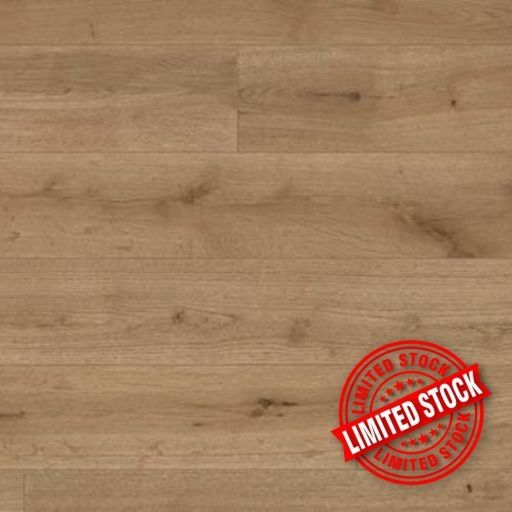 Balterio Grande Narrow Bellefosse Oak Laminate Flooring, 9 mm